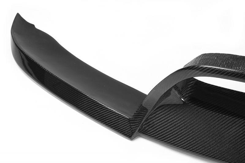 Bmw E70 E71 X5m X6m用フロントカーボンスポイラー 綾織カーボン